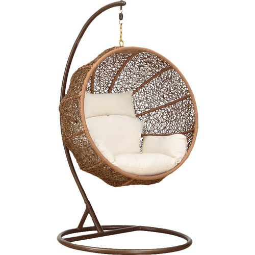 Stupendous 439 Found It At Allmodern Zolo Swing Chair With Stand Onthecornerstone Fun Painted Chair Ideas Images Onthecornerstoneorg