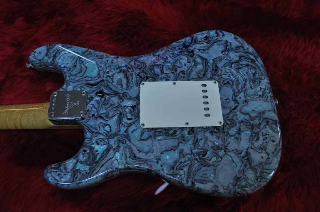 Fender Custom Shop Abalone Strat