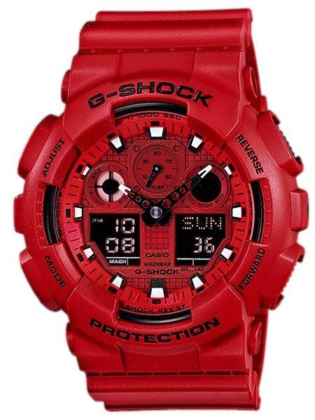 ea5c91e4485 Relógio CASIO G-SHOCK NEON HAND
