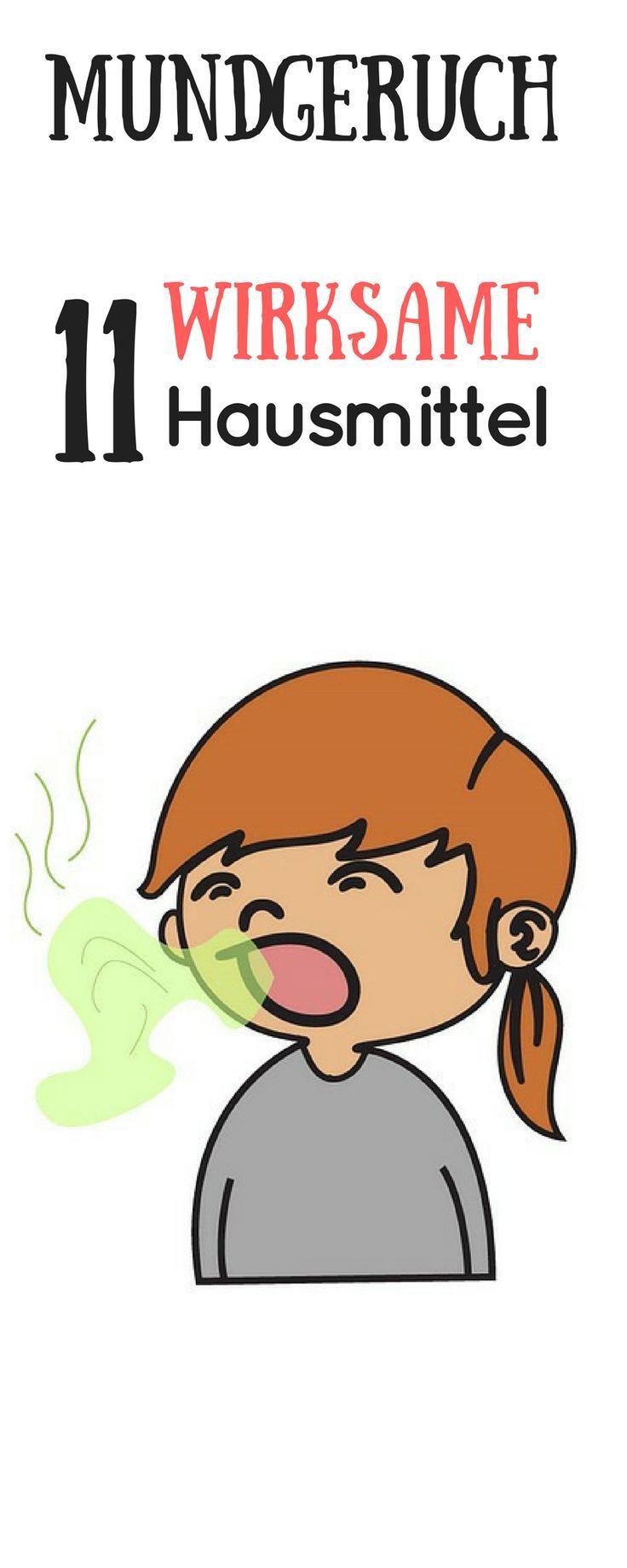 Mundgeruch Schwangerschaft