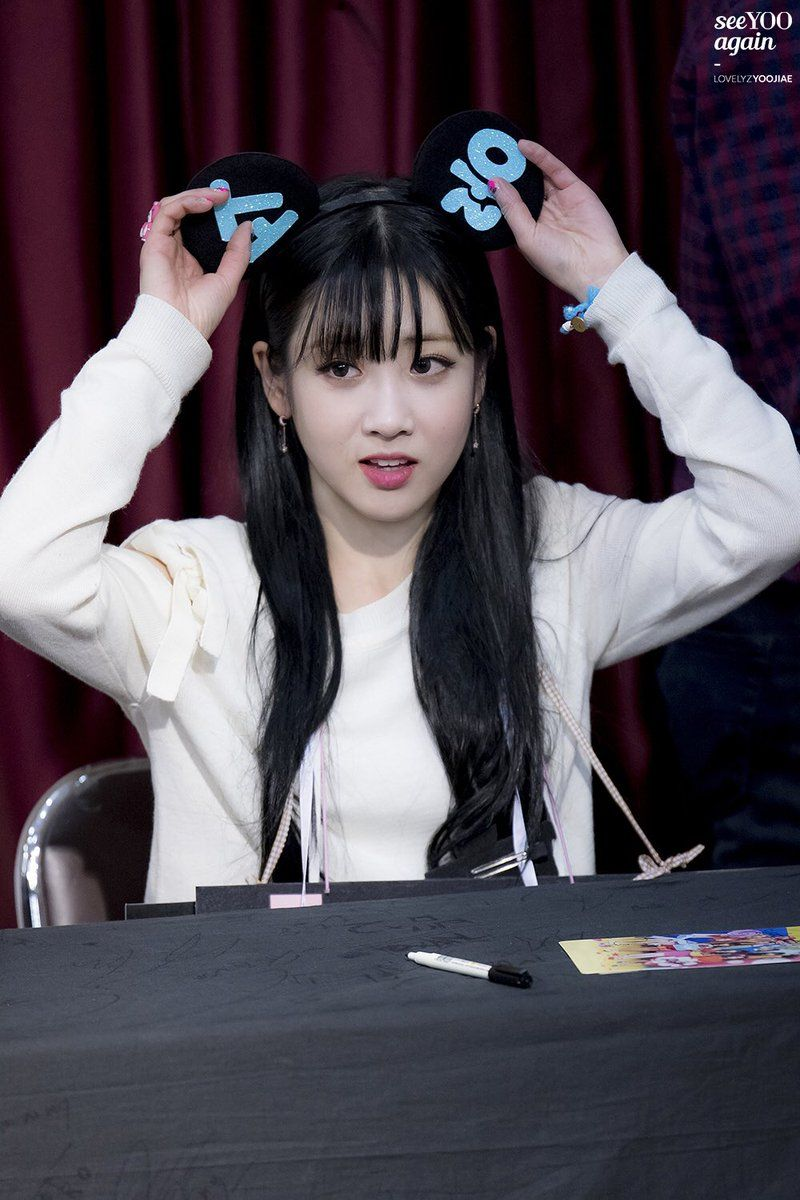 "럽유럽미 en Twitter: ""[HD] 170319 Fansign Event @ Daejeon, Dong-gu Cultural Center - #러블리즈 #Jiae (cr: See_Yoo_Again ) https://t.co/8NVt1TnWcf"""