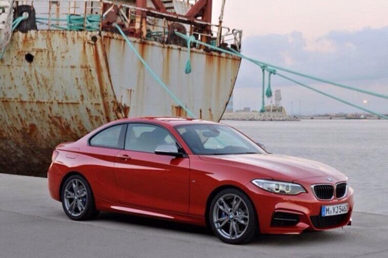 El #BMW Serie 2 debutara este Viernes 25 de Octubre