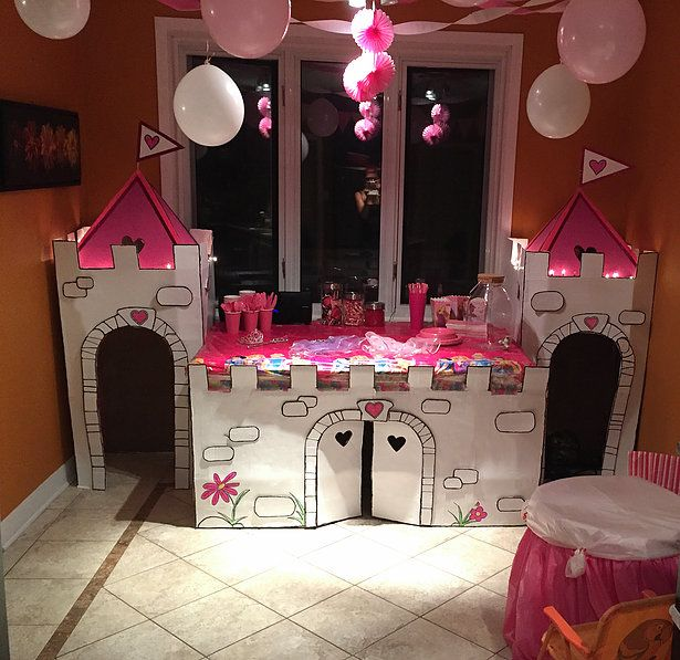 un anniversaire de princesses bricolage d coration. Black Bedroom Furniture Sets. Home Design Ideas