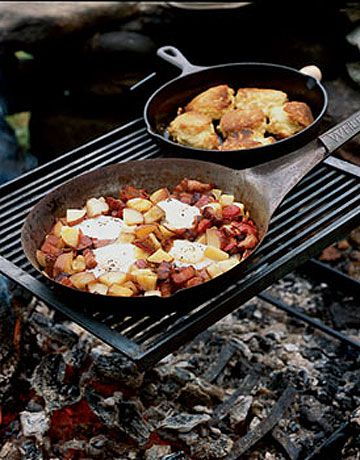 Maine arts camp recipes potatoes
