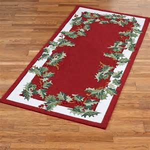 Christmas Carpet Runner.Christmas Area Rugs Runners Pads Bing Images Area