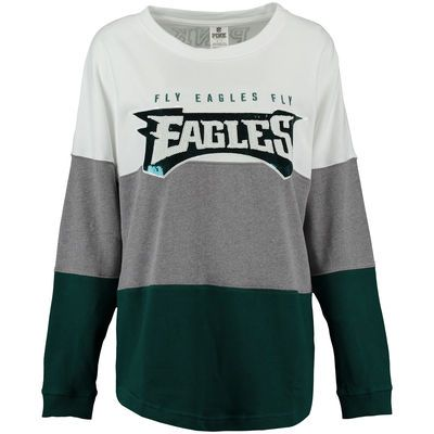 fc596dff Women's Philadelphia Eagles PINK by Victoria's Secret Midnight Green ...