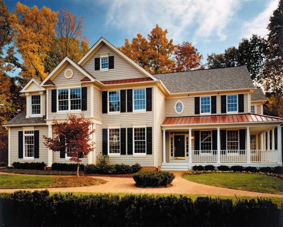 Antique Ivory Siding And Trim Siding Vinyl Siding In