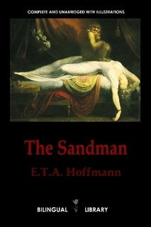 Image result for the sandman book eta hoffmann