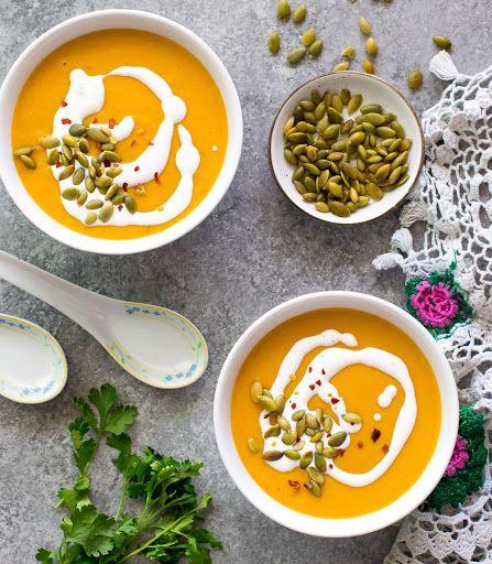 Indian Vegetarian Mulligatawny Soup Recipe | Yummly