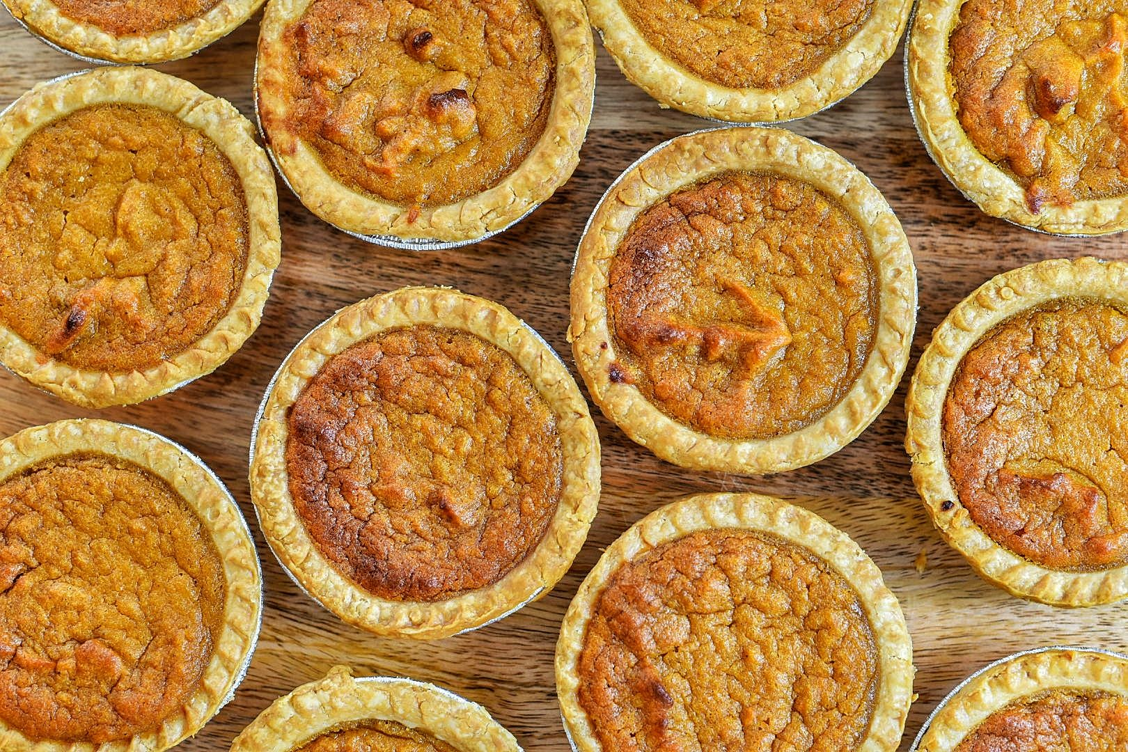 Mini Sweet Potato Pies Recipe Sweet Potato Pies Recipes Sweet Potato Pie Potato Pie
