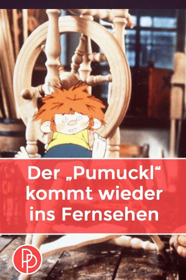 """Der """"Pumuckl"""" kommt wieder ins Fernsehen Pumuckl"""