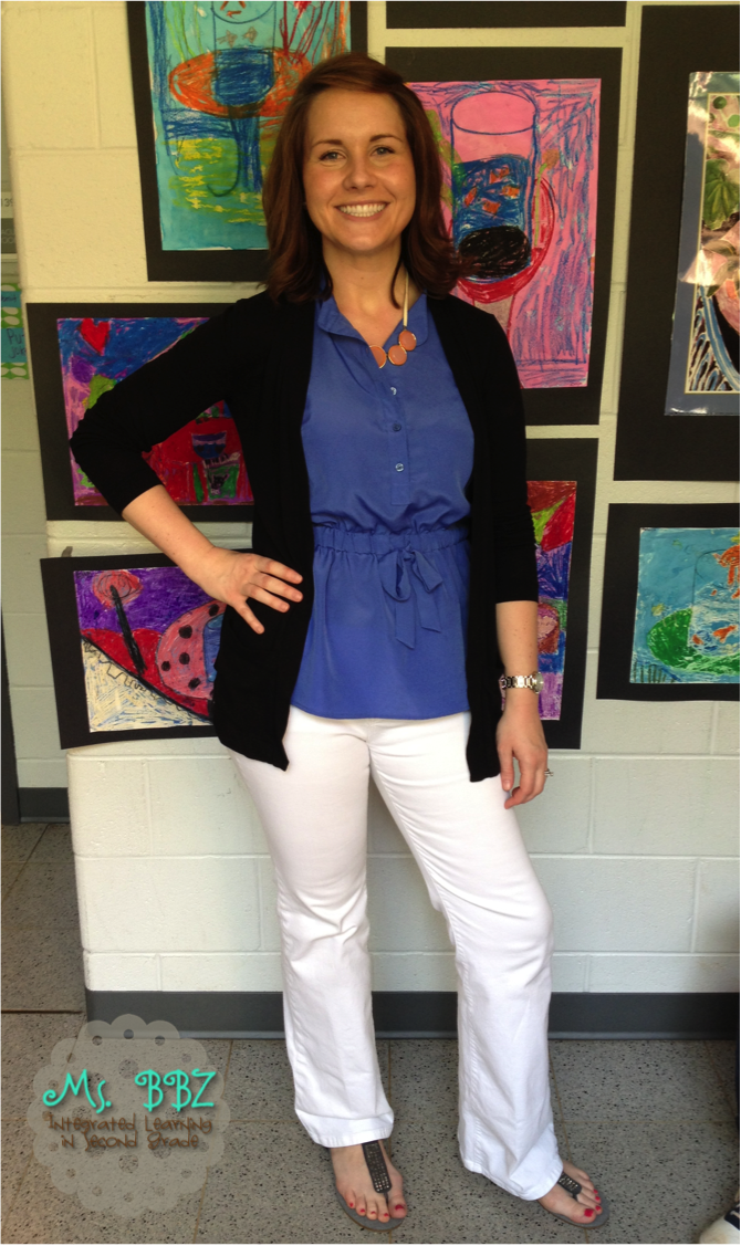 Teacher clothes blog! :D Because I feel ... | Teaching clothes ...