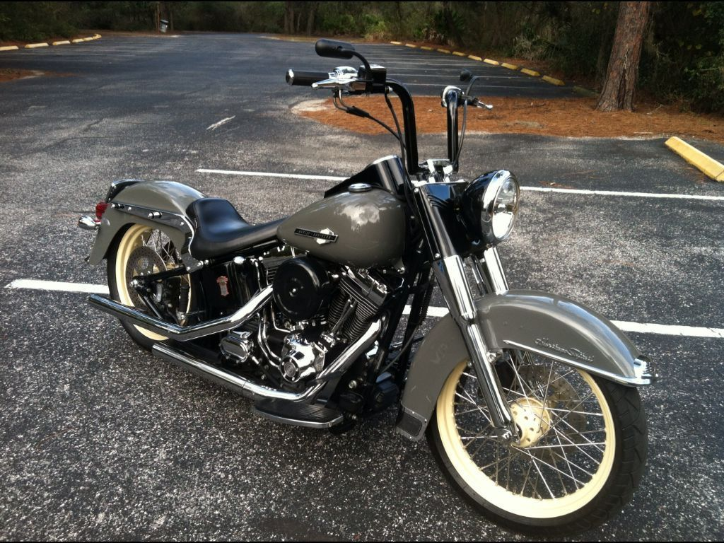 Harley-Davidson : Softail 2001 Harley Davidson Heritage ...