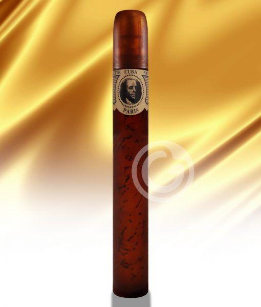 8375647ca5 Perfume Cuba Gold Eau de Toilette Masculino 35ml