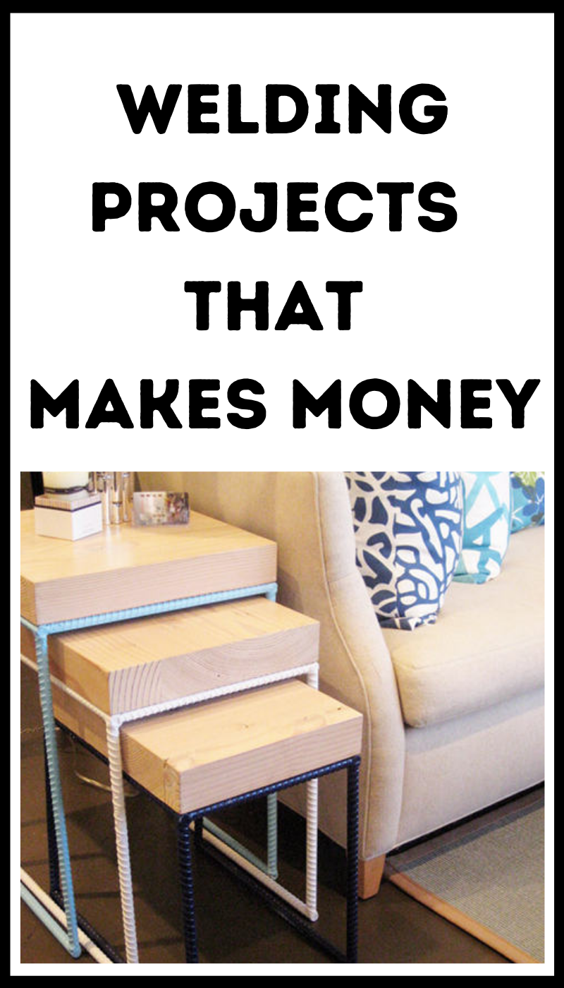 Welding Projects That Makes Money Welding Projects Welding Diy Modern Furniture