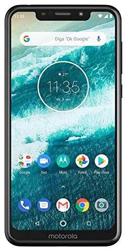 Motorola Moto One Android One 64 GB 13+2 MP Dual
