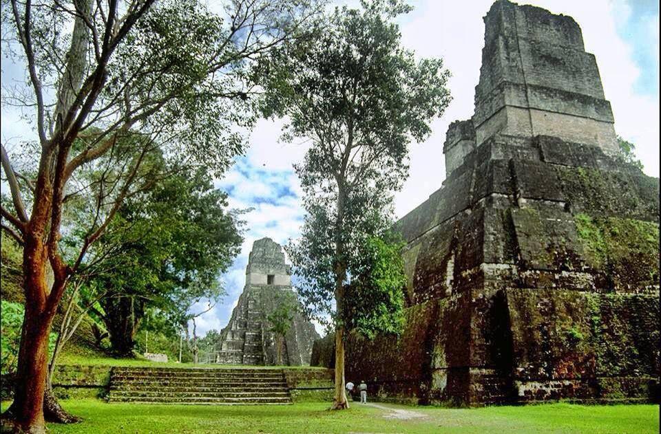 Tikal Peten, cuna de la civilizacion Maya