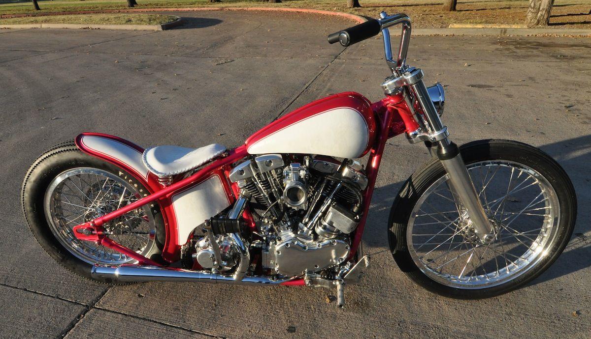Harley-Davidson FL Early Shovelhead 1967 rigid | H-D wishbone frame ...