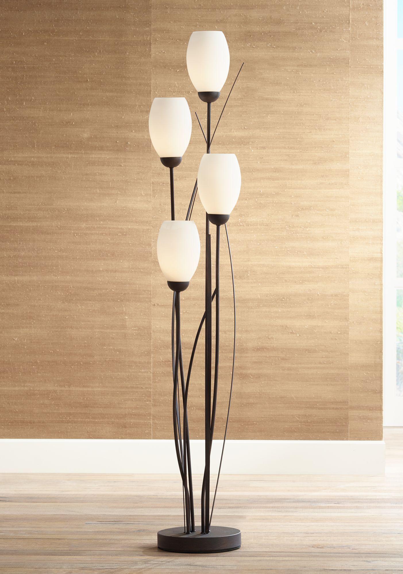 Standing Lamps Illuminate Dark Corners At Home Floor Lamp