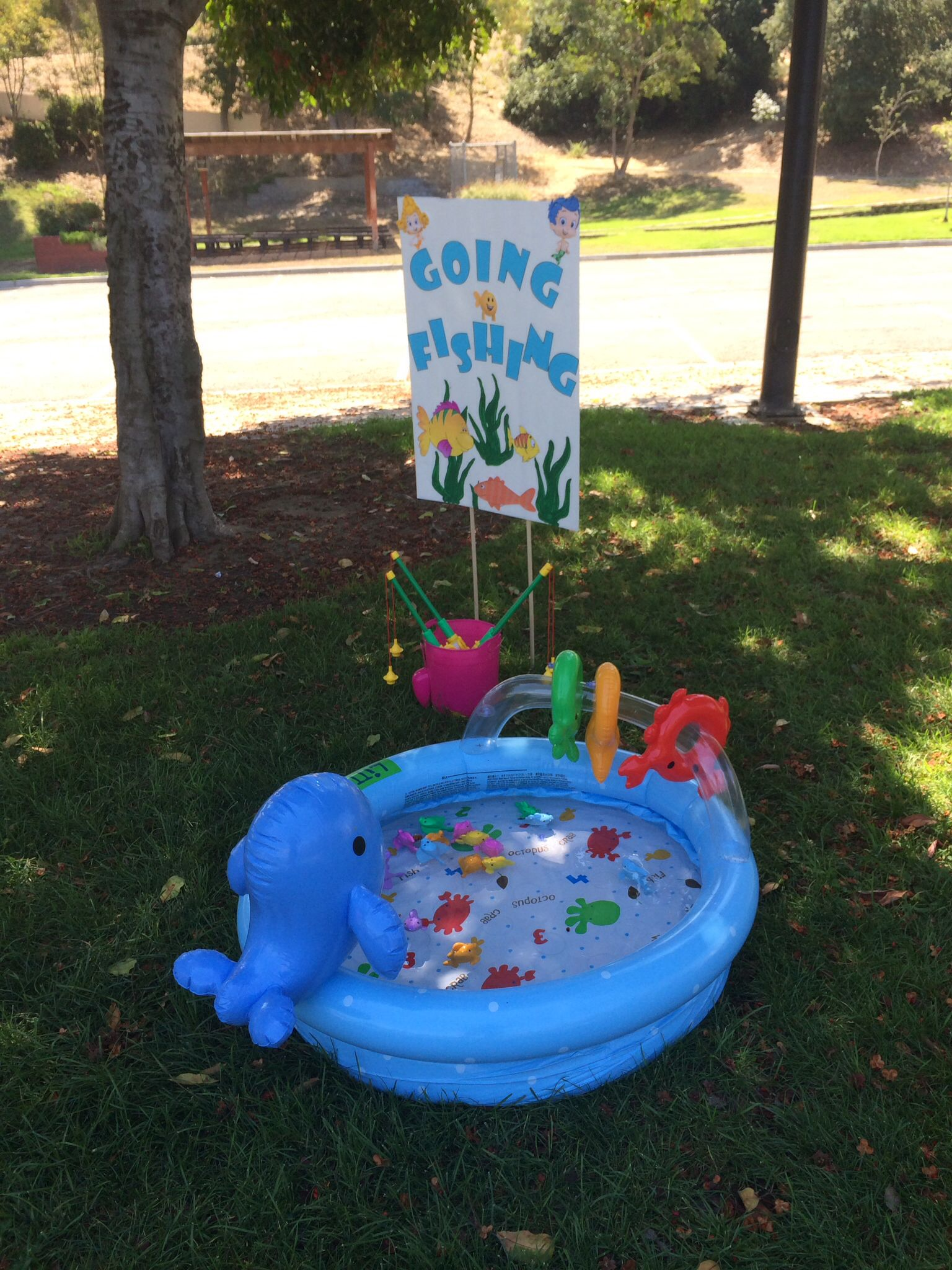 Going fishing great game for kids you can purchase the