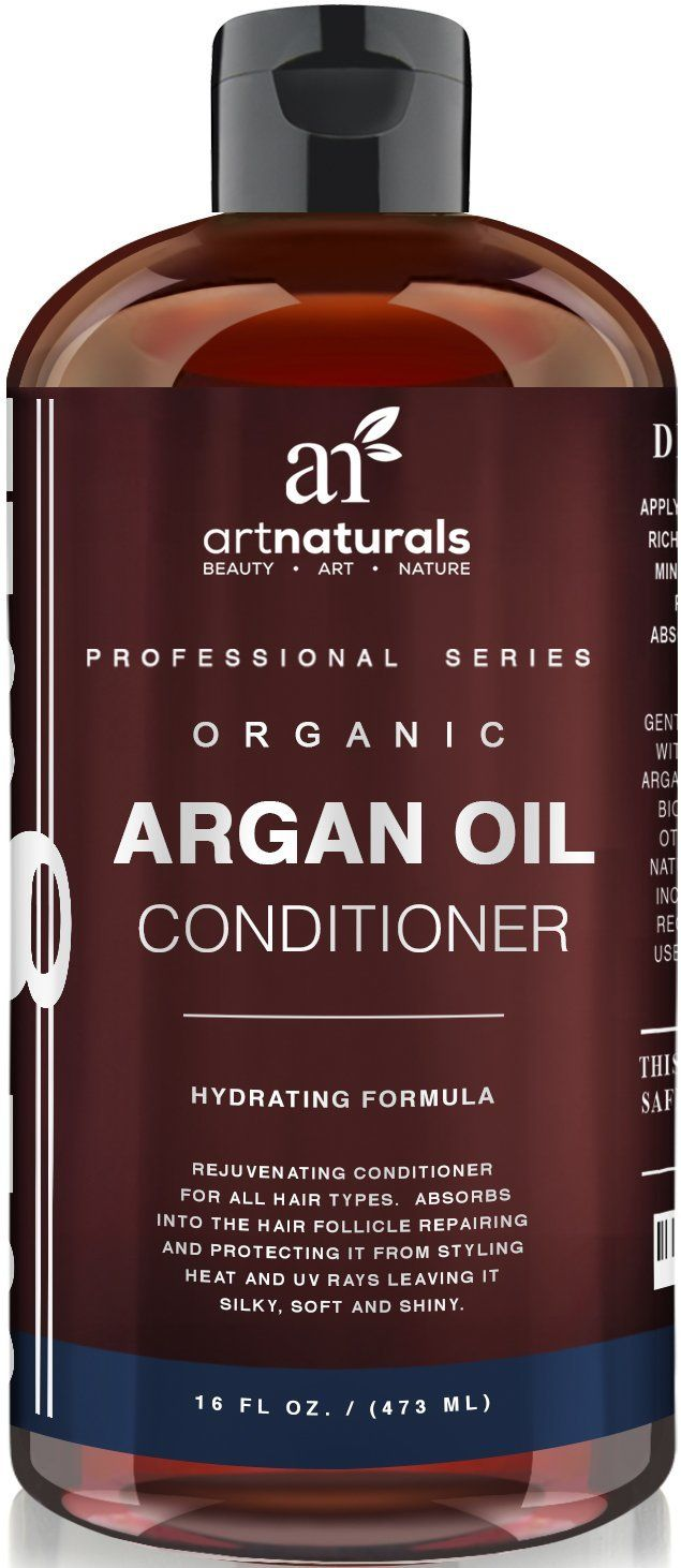 Art Naturals Argan Oil Daily Hair Conditioner 16 Oz Sulfate Free