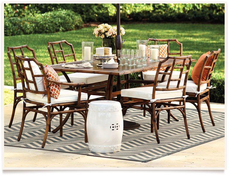 Superior Ballard Designs | Galante Outdoor Furniture