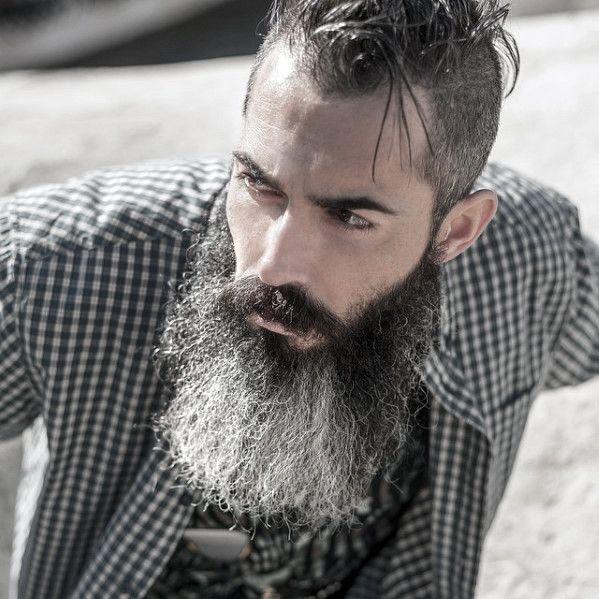 50 Big Beard Styles für Männer - Full Facial Haar-Ideen