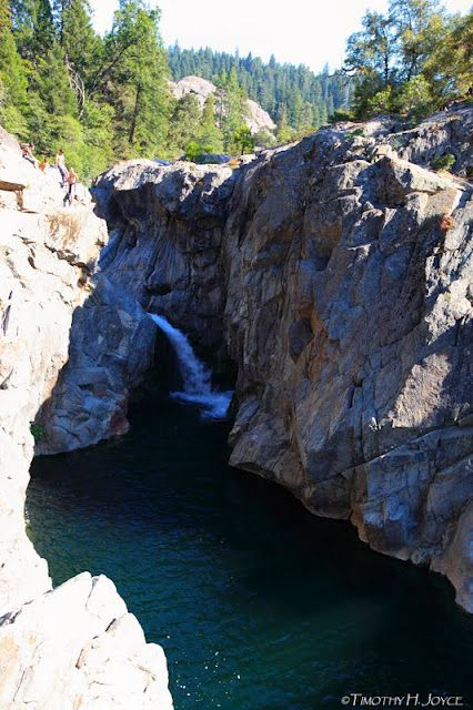 Emerald Pools On The Yuba River Beautiful Place California Waterfalls Best Places To Camp California Camping