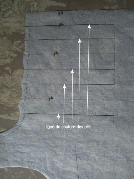 Comment faire de beaux plis creux fil h l ne point comme - Comment faire des rideaux a plis francais ...