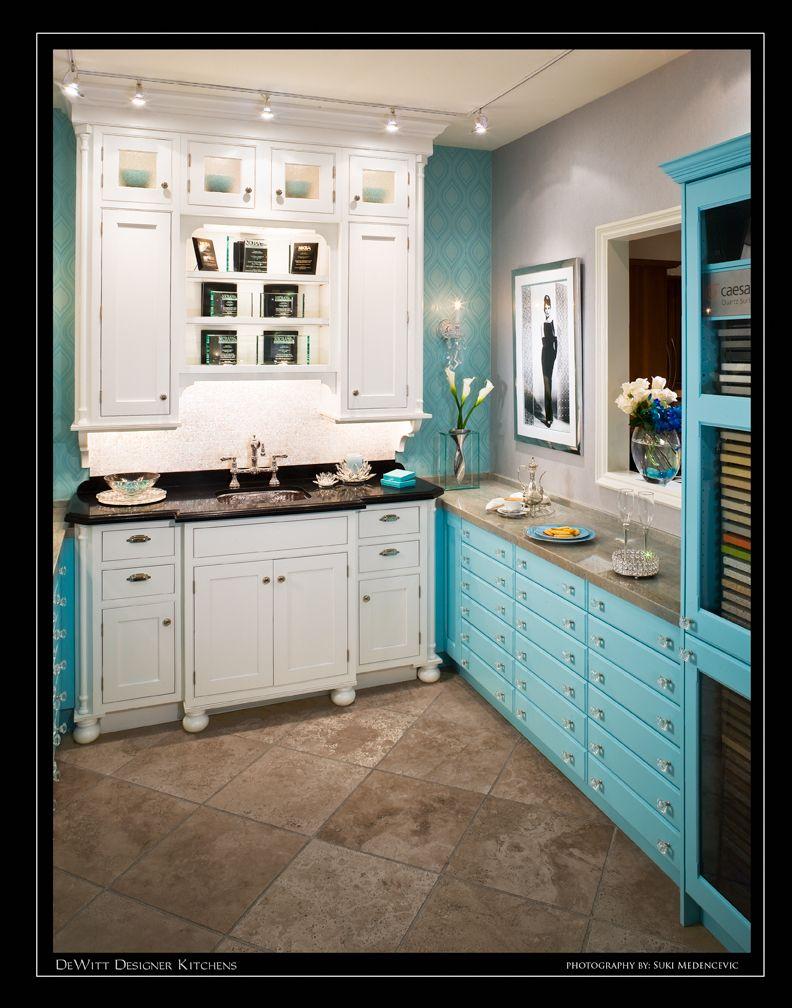 Butler's Pantry by DeWitt Designer Kitchens | Kitchens by DeWitt ...