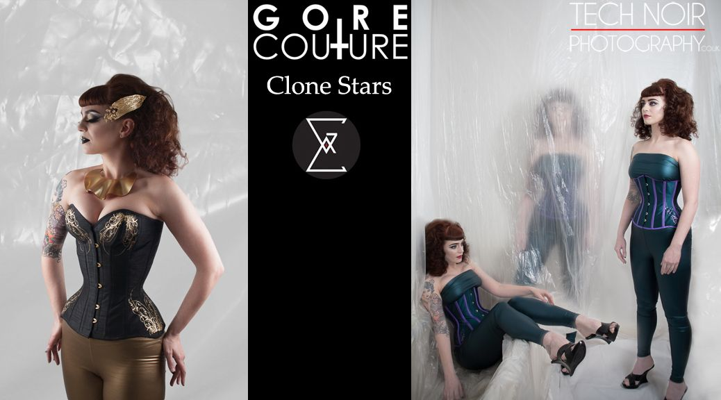 Clone Stars Corsetry by Gore Couture