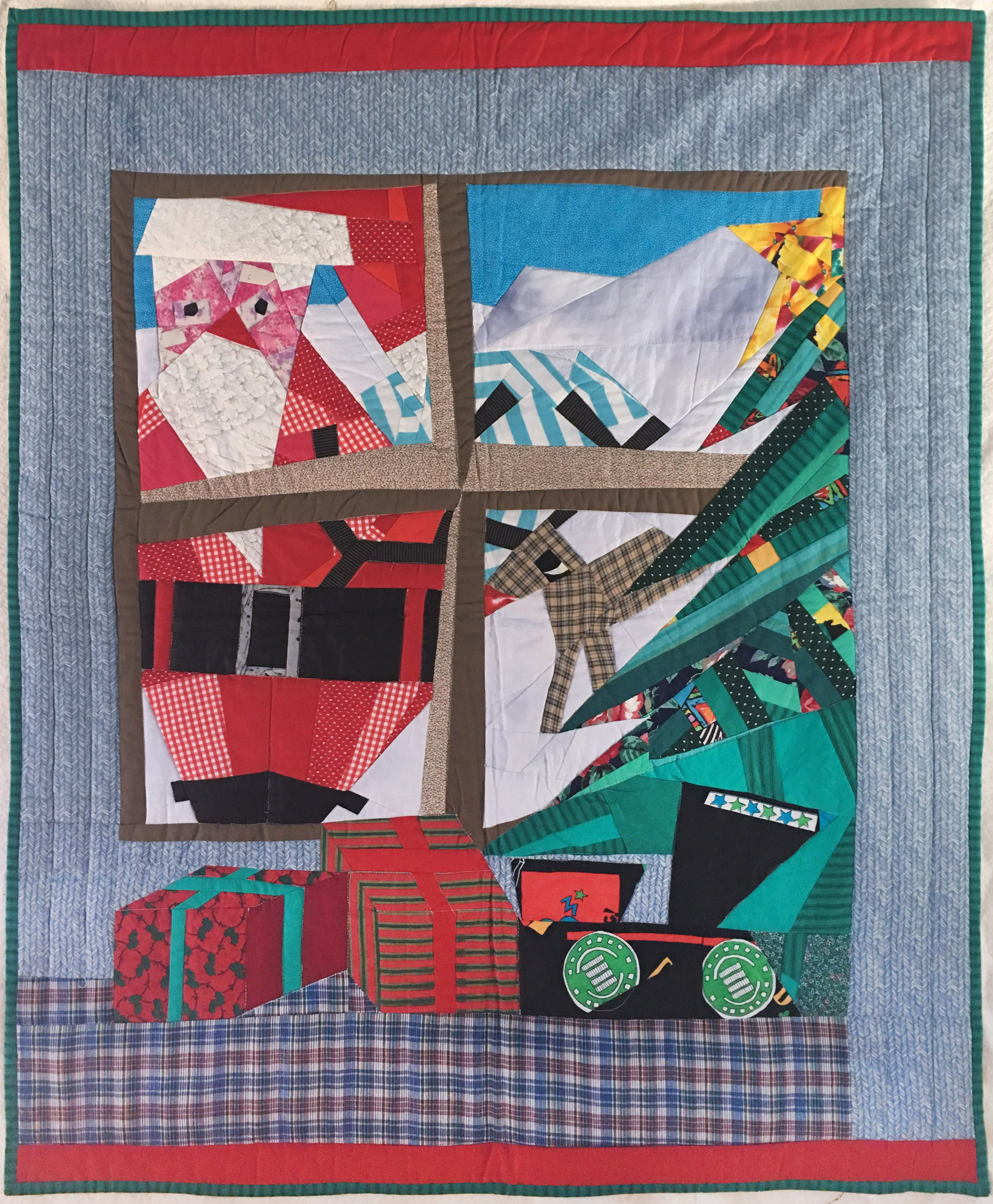 Should Ricky Make A Pattern For This Quilt The Quilt Show Quilts Quilt Patterns