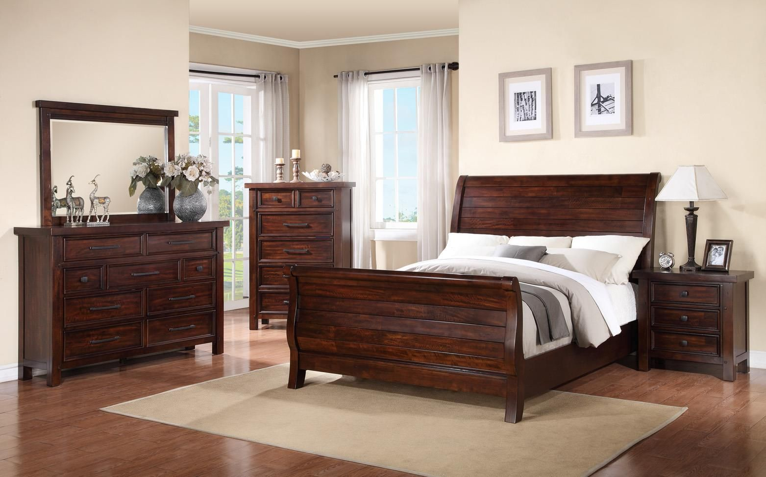 sonoma queen bedroom group by holland house holland house