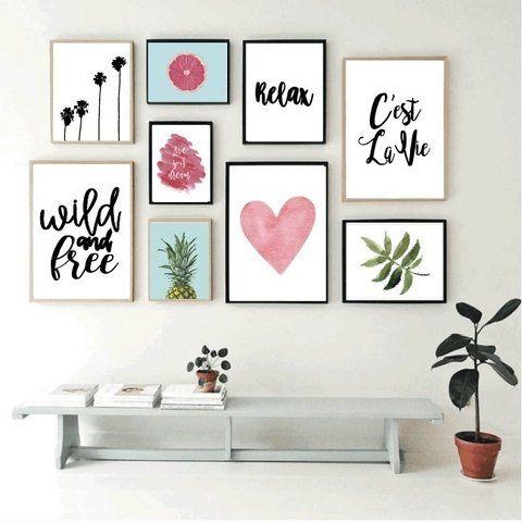 40++ Cuadros para decorar habitaciones ideas in 2021