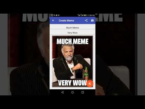 Funny Meme Apps For Android : Meme generator create funny memes android apps on google play