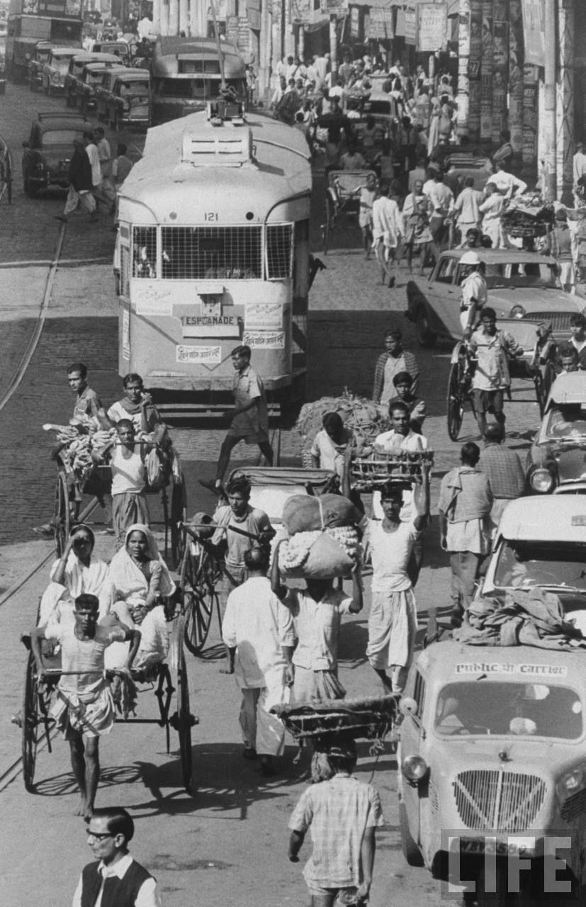 calcutta in the 70s Calcutta, Kolkata, Vintage india