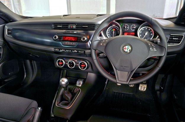 Alfa Romeo Giulia Interior >> Alfa Romeo Giulietta Interior Alfa Romeo Chevy Chevrolet