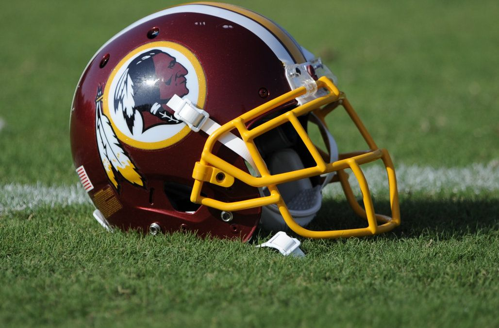 Justice Department says it is intervening in a trademark dispute concerning the team name of the Washington Redskins