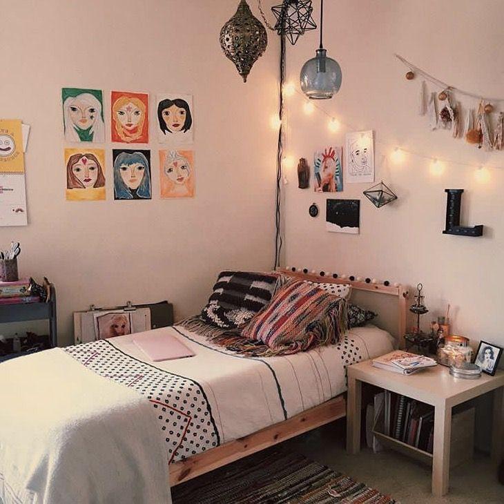 Pin by teagan on room inspo room decor bedroom decor room - Room decor for small rooms ...