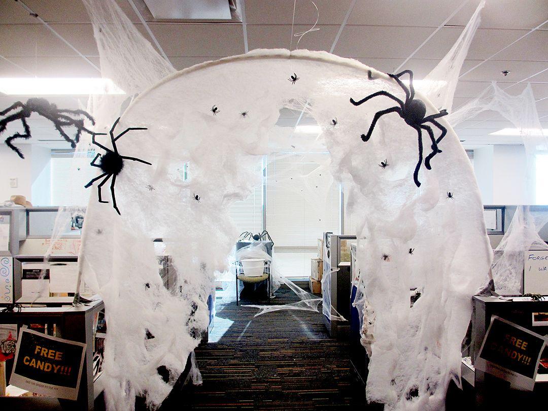 Design Halloween Decorating Ideas best 25 halloween office decorations ideas on pinterest spider hole