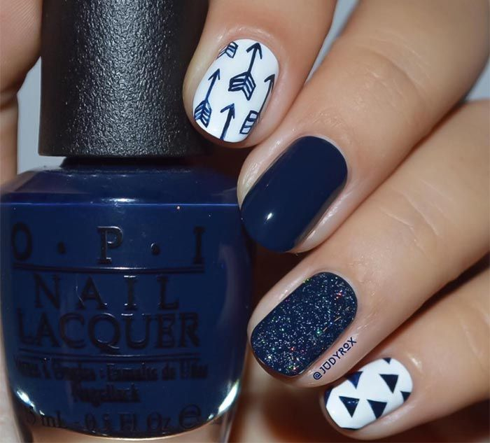 Nail Art Storage Ideas: These 25+ Nail Design Ideas For Short Nails Are Classy