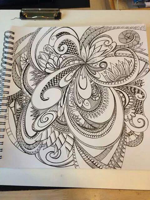 erkunde muster malen einfache zeichnungen und noch mehr - Schone Muster Zum Zeichnen