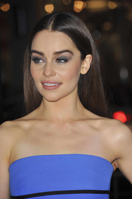 Emilia Clarke   Emilia clarke, Most beautiful women, Gorgeous
