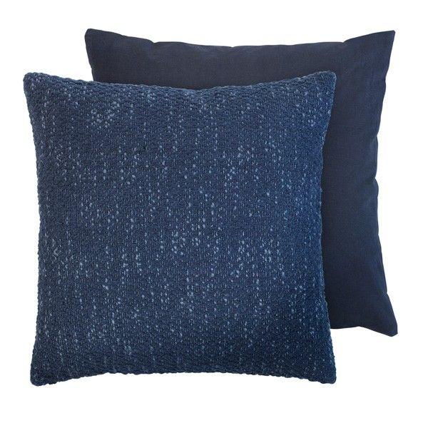 Cozy Living Pude, Popcorn - blue - Puder - Tekstiler - Stue - Bolig