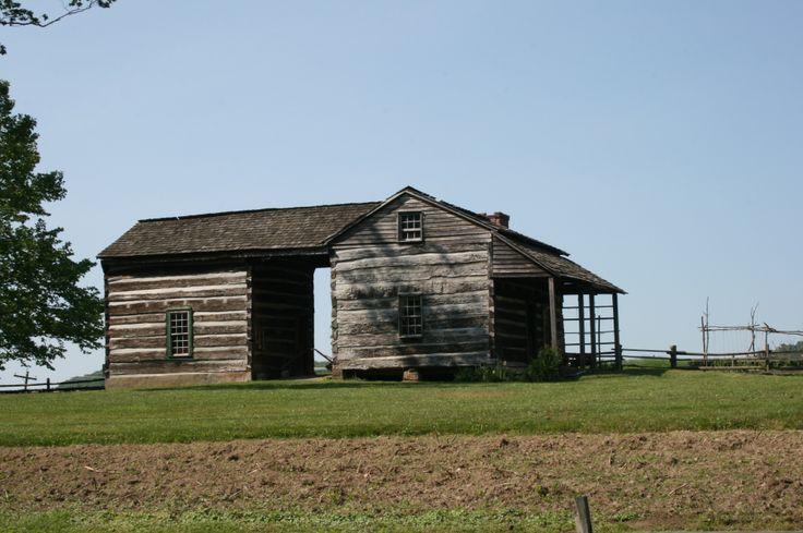 Dog trot cabin for sale dog trot log cabin jackson 39 s for Cabin builders in arkansas