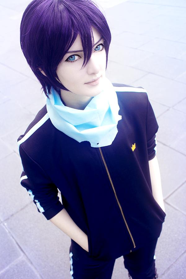Photo of Yato by Ettelle on DeviantArt
