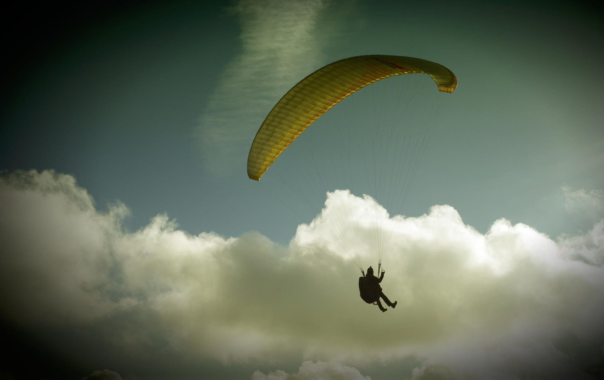 Photograph Parascender12 by Ian Docherty on 500px