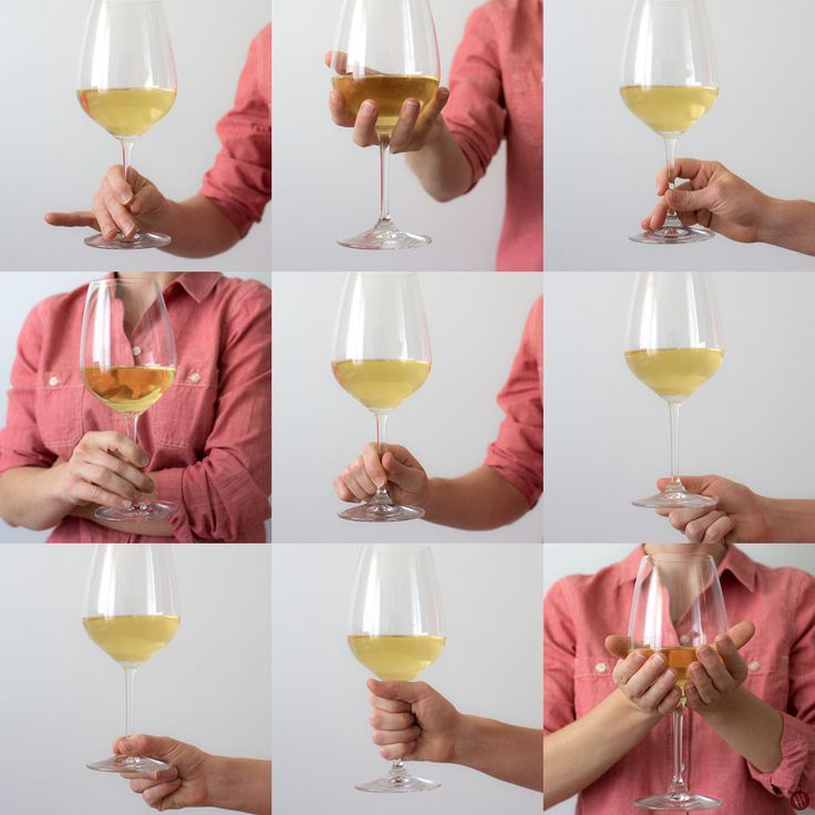 How to Hold a Wine Glass Civilized | Wine Folly
