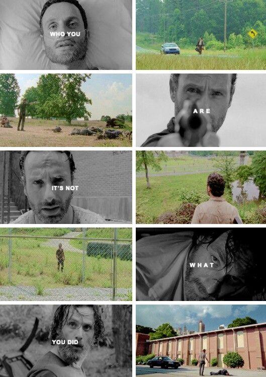 The walking dead http://fuckyeahthewalkindead.tumblr.com/