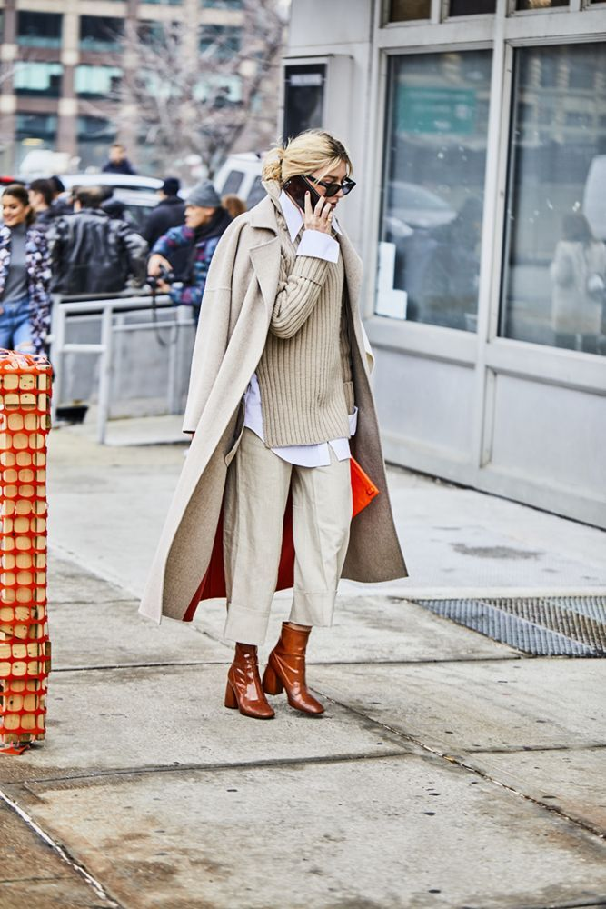 225 Street Style Looks From NYFW#BeautyBlog #MakeupOfTheDay #MakeupByMe #MakeupL… – Street Style